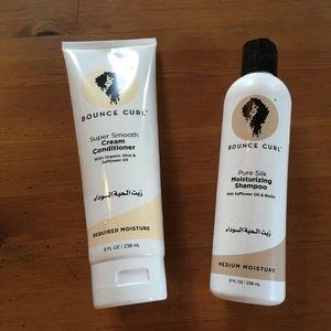 Bounce Curl Shampoo & Super Smooth Conditioner